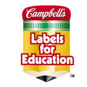 Collect Labels and Box Tops for Education