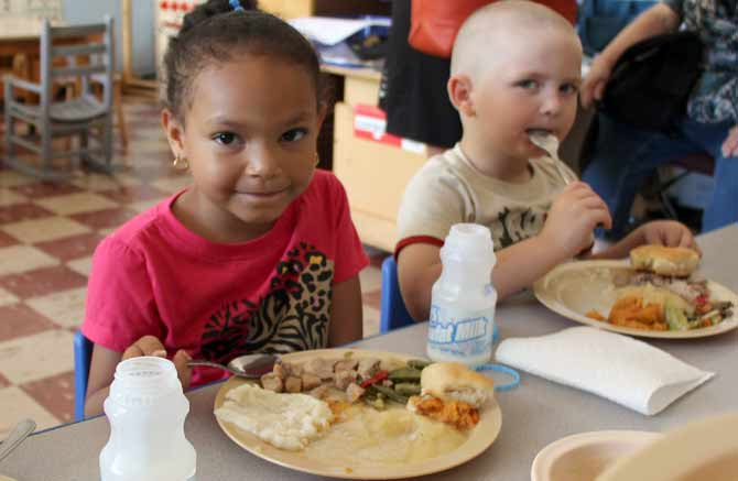 With Your Support We Helped 12,198 Children in 2012!