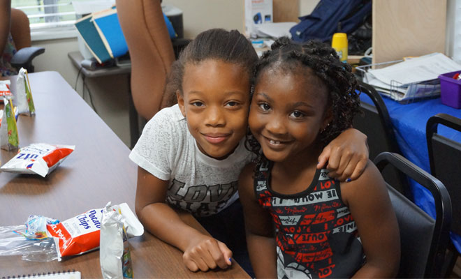 After-School Programs Provide Tutoring, and So Much More