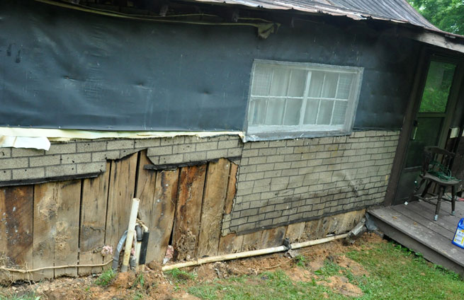 Roofs, Ramps and Repairs: Restoring Respect in Appalachia