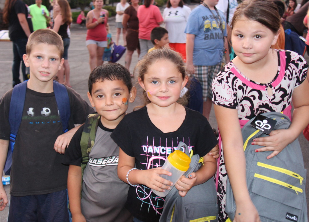 """Back to School Bash:"" Investing in the Future of Children in Appalachia"