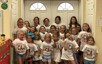 Dozens of kids sent to camp