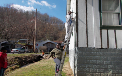 They sacrificed their spring breaks – all to make a stranger's home better