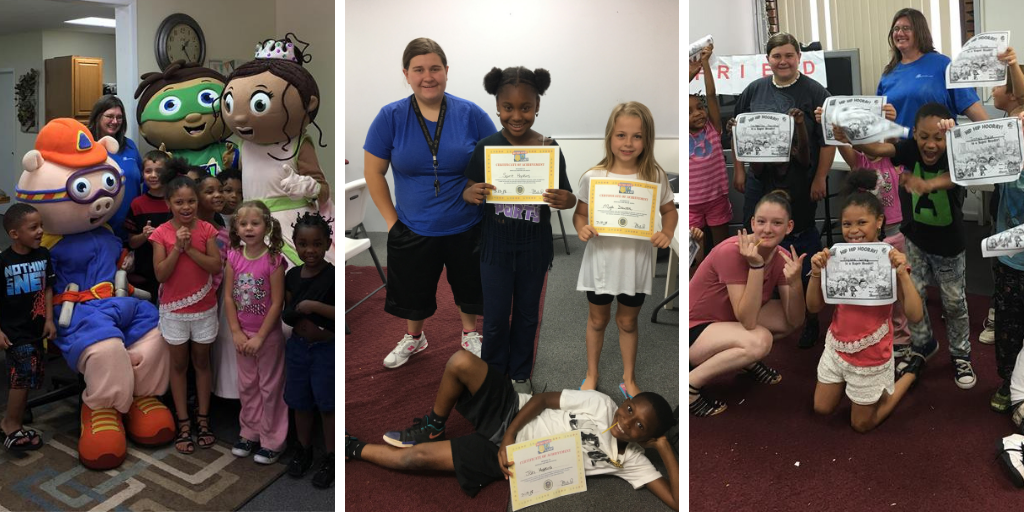 Big Creek People in Action to Again Offer Super Why and Odd Squad Educational Camps