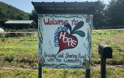 New Partner Spotlight: Sprouting Hope of Marion, Virginia