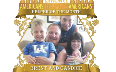 Introducing the Americans Helping Americans – Helper of the Month Award!