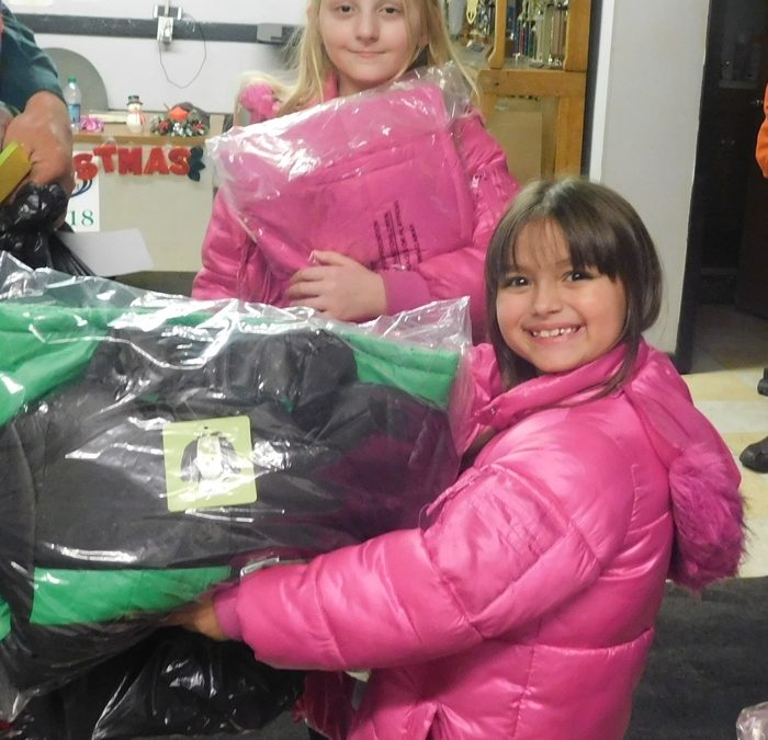 Winter Coats 'Truly a Blessing' for Hundreds of Children in Kentucky