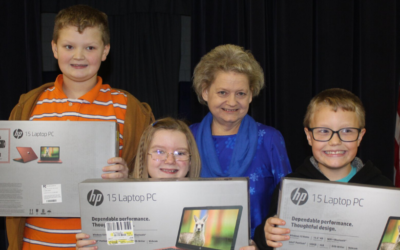 Bridging the Digital Divide for 35 Students in Kentucky